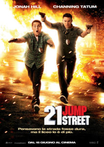 21 Jump Street - Locandina italiana