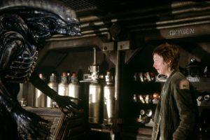 Alien (1979), faccia a faccia con lo xenomorfo