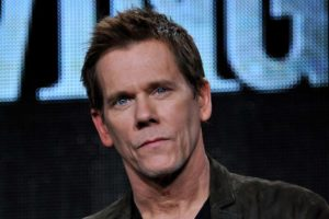 Kevin Bacon serio