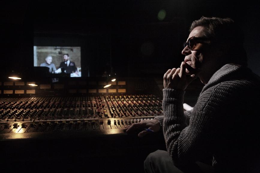 Abel Ferrara scena di Pasolini