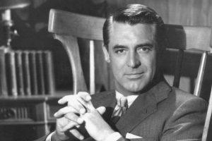 Cary Grant sedia