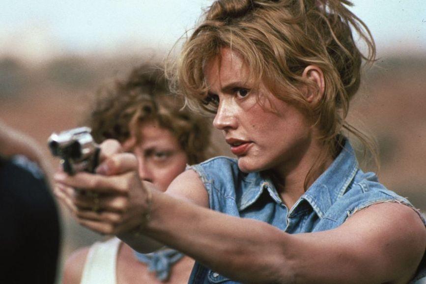 Geena Davis Filmografia