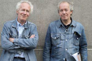 Jean-Pierre e Luc Dardenn vestiti di Jeans