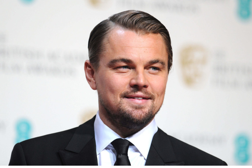 Leonardo di Caprio Harvey Weinstein