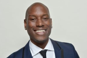 Tyrese Gibson  attore