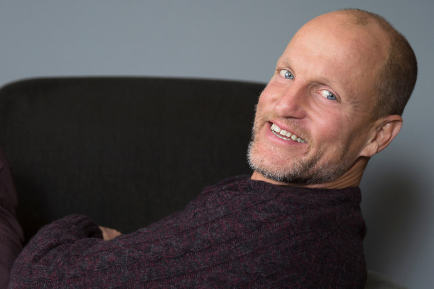 Woody Harrelson news