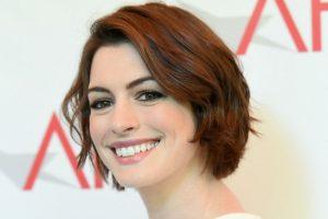 Anne Hathaway sorriso
