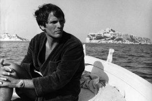giuliano gemma in barca