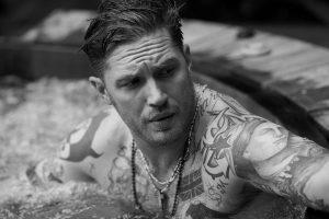 tom hardy tatuaggi