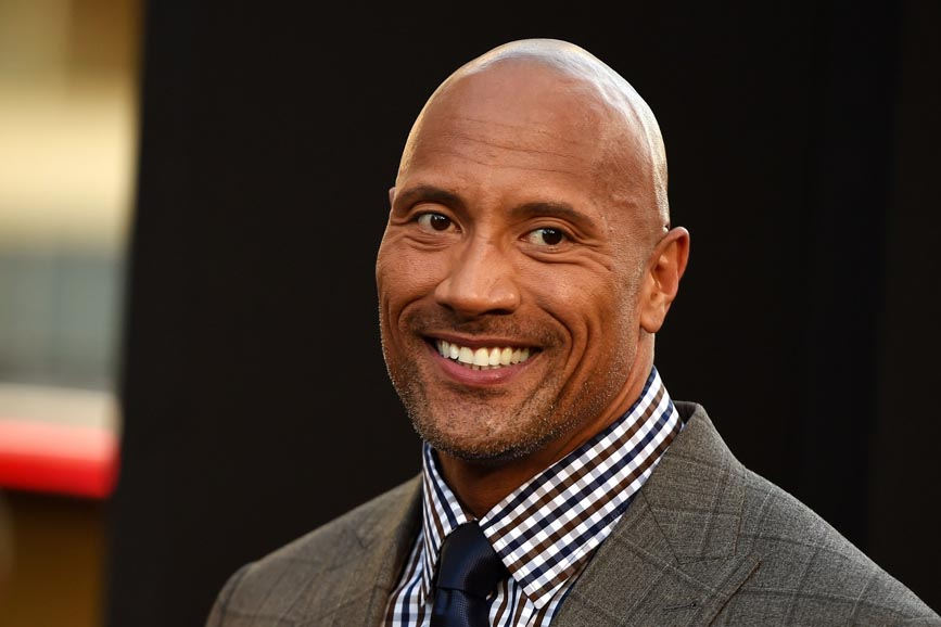 Dwayne Johnson hobbs