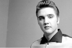 Elvis Presley icona