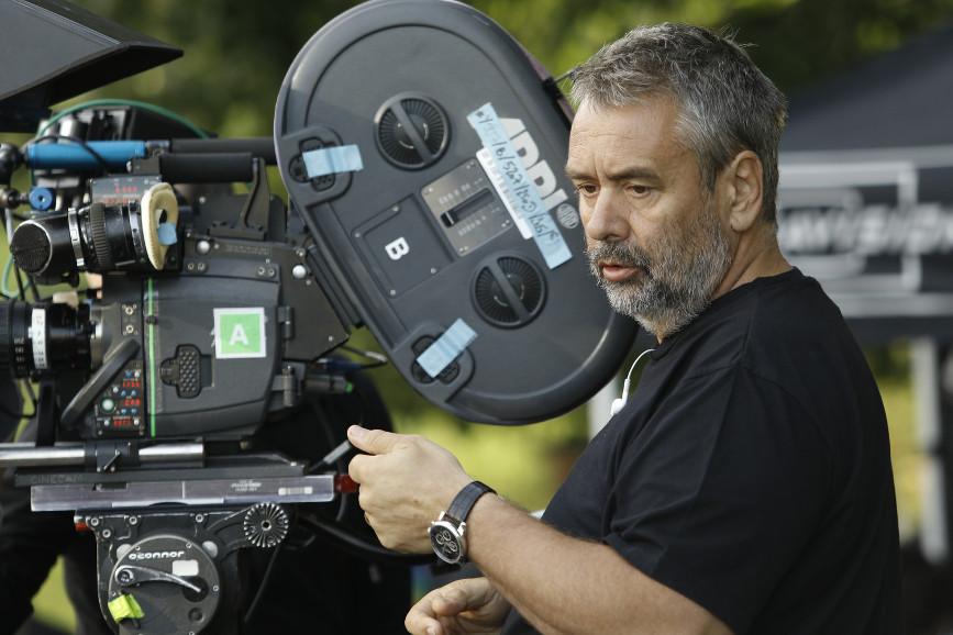 Luc Besson macchina da presa