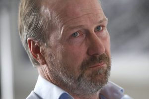 William Hurt volto