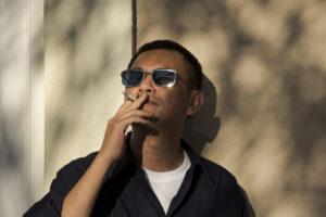 Wong Kar-wai sigaretta