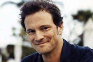 Colin Firth primo piano