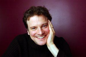 Colin Firth portait