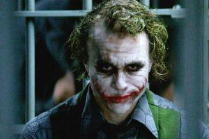 Heath Ledger Il cavaliere oscuro