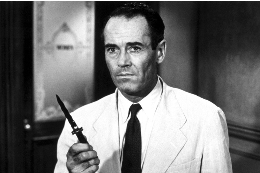 Henry Fonda attore