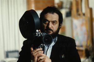 Stanley Kubrick copertina