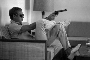 Steve McQueen - attore