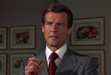 Roger Moore: morto l'ex James Bond