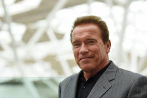 Arnold Schwarzenegger evidenza