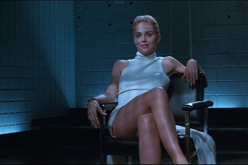 Paul Verhoeven Basic Instinct scena film