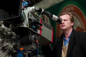 Christopher Nolan evidenza