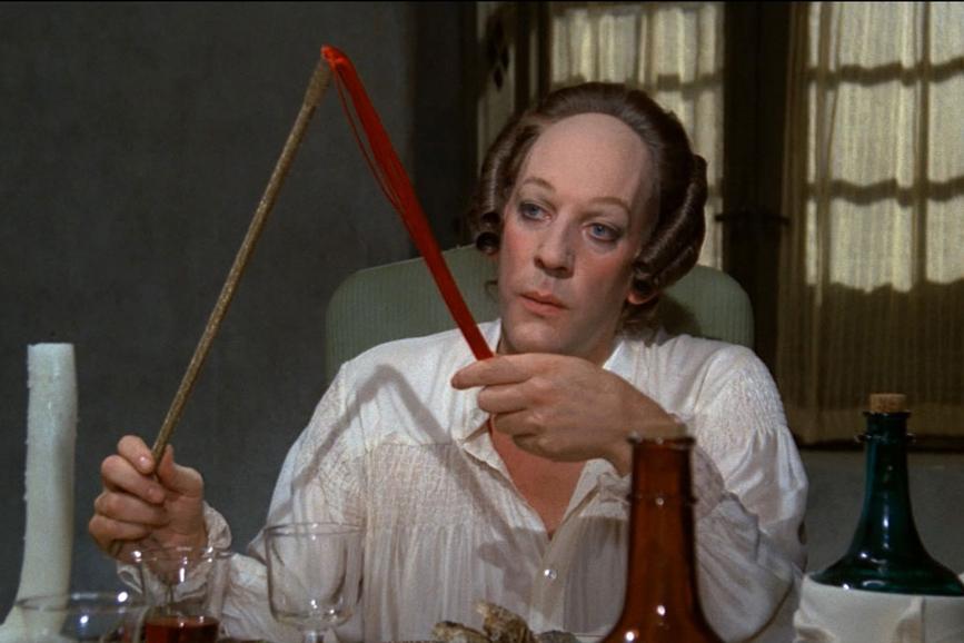 Donald Sutherland ne Il Casanova di Federico Fellini