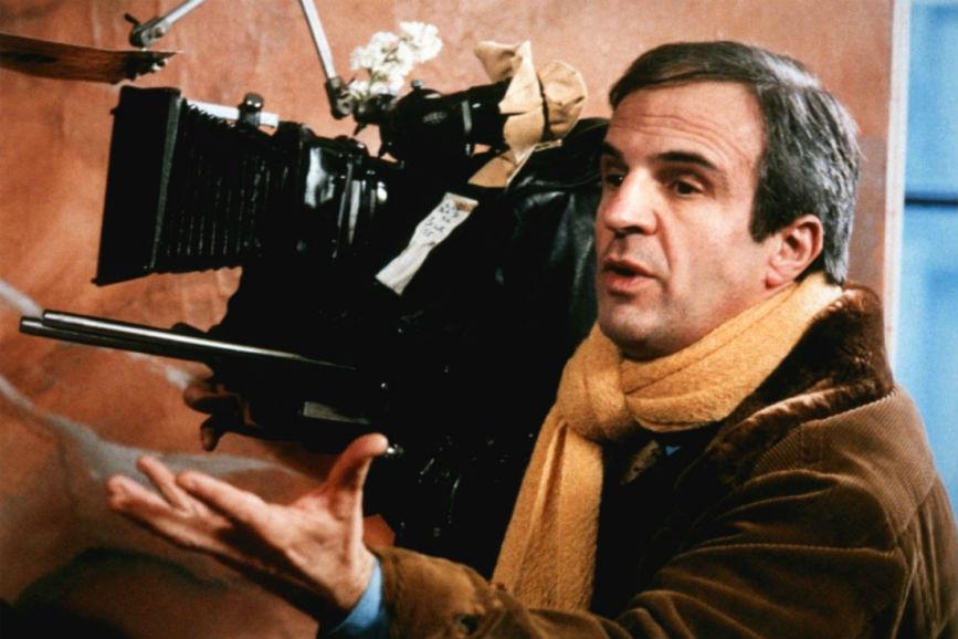 François Truffaut filmografia
