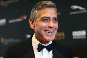 George Clooney papillon