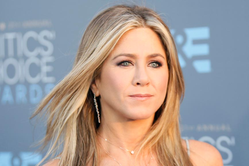 Jennifer Aniston Orecchini