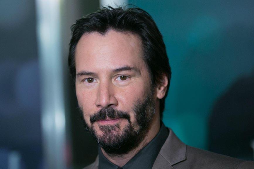 Keanu Reeves filmografia