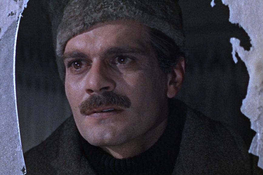 Omar Sharif filmografia