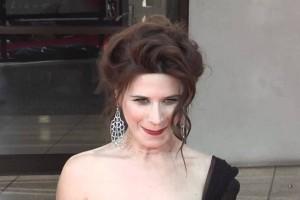 Valentina Cervi smorfia