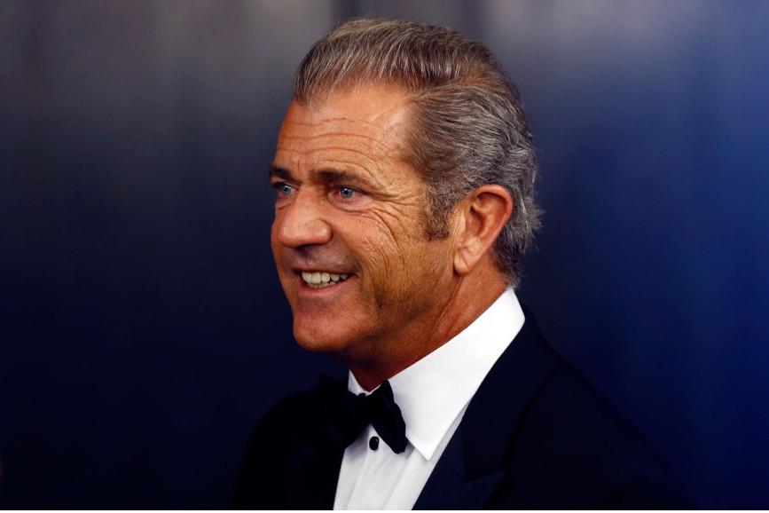 Mel Gibson elegante