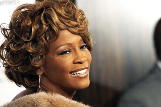 Whitney Houston filmografia
