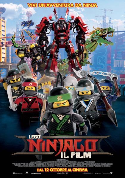 Lego ninjago il film recensione trama trailer