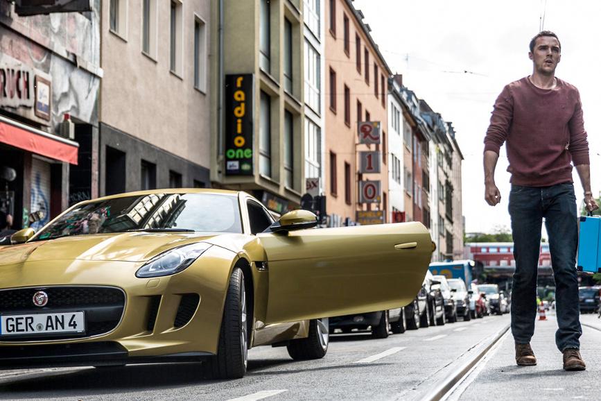 """""""Autobahn - Fuori controllo"""": foto di scena"""
