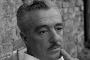 Vittorio De Sica baffi