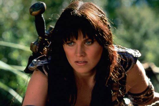 Xena – Principessa guerriera protagonista