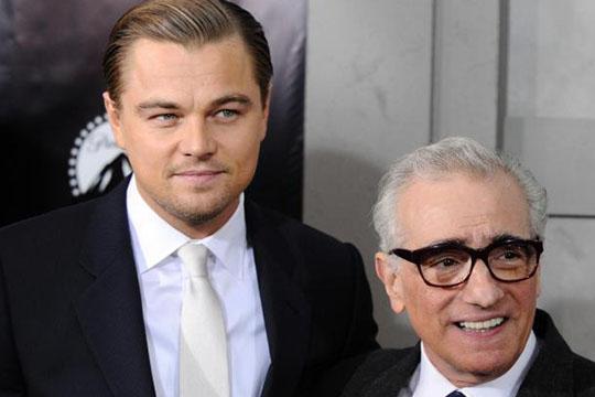 Leonardo DiCaprio e Martin Scorsese di nuovo insieme
