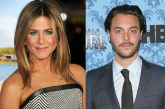 "Jennifer Aniston e Jack Huston in ""The Yellow Birds"""