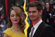 Andrew Garfield ed Emma Stone: fine di un amore
