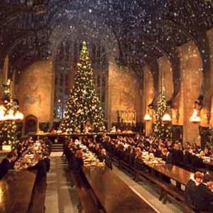 Harry potter tour a cena nella sala grande ecodelcinema for Sala pranzo harry potter