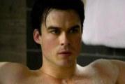 """Ian Somerhalder 'a nudo', tra Nikki Reed e """"The Vampire Diaries 7"""""""