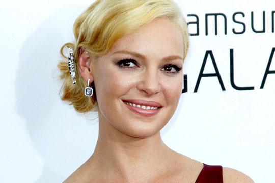 Katherine Heigl news