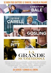 Oscar 2016: Miglior Film La grande scommessa
