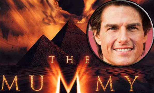 The Mummy: teaser trailer e poster del reboot con Tom Cruise
