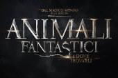 """Animali Fantastici e Dove Trovarli"", logo e data d'uscita italiana"